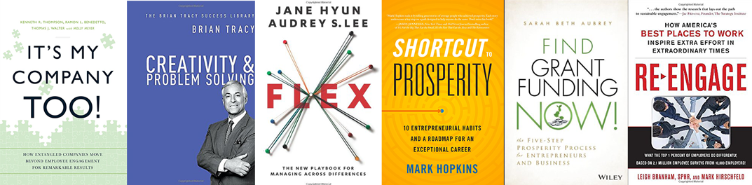 Business Book Review March 2015