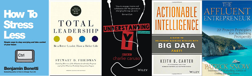 Business Book Reviews for May 24