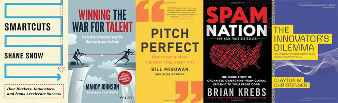 Business Books July 20