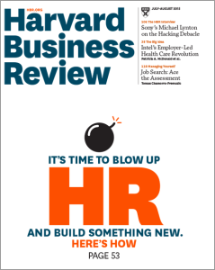 Harvard Business Review July August