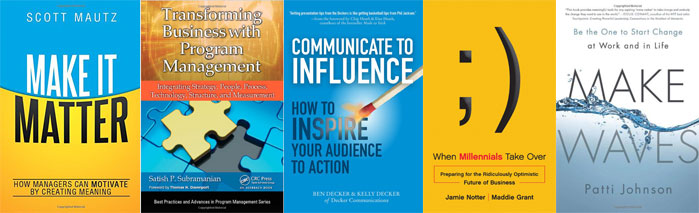 Business Book Summaries for this week