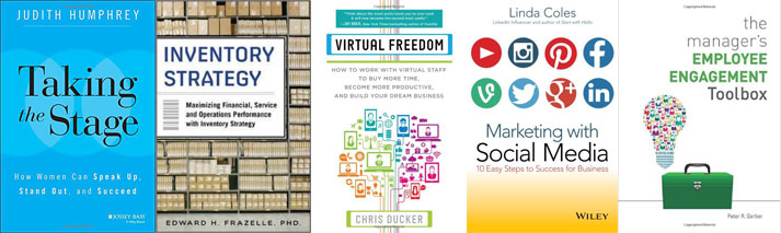 Business Books summarized this week