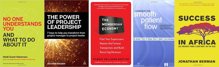 Business Book Covers