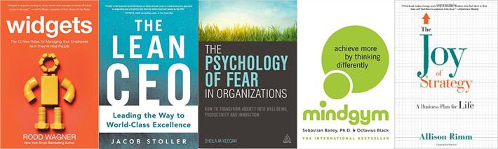 Business Books for Nov. 3