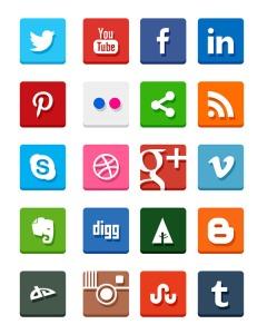 HR social media